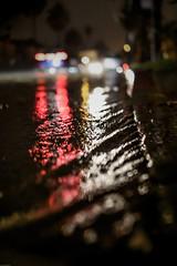 Rain2 (janwellmann) Tags: street rain losangeles nightlights traffic hollywood citylights rainstorm gutter beachwoodcanyon hardrain waterflood rainflood
