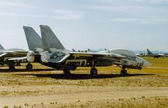 159433 (Al Henderson) Tags: arizona us tuscon f14 navy az davis usn tomcat afb grumman amarc monthan f14a 1k049