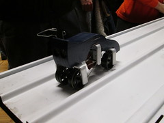 """Scratch-built E-Car • <a style=""""font-size:0.8em;"""" href=""""http://www.flickr.com/photos/61091961@N06/12866975684/"""" target=""""_blank"""">View on Flickr</a>"""