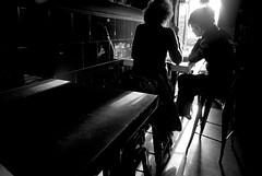 Scan-140226-0001_2014 (Emerald_Images) Tags: seattle blackandwhite film bar candid interior highcontrast ballard m5