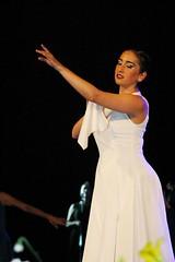 El Conjunto Maucó interpretando Música y Danzas de Chile.