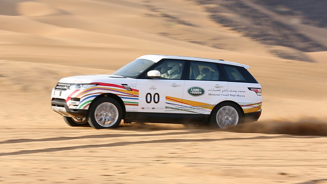 sport rover land range