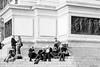(Sonia Montes) Tags: madrid parque byn blancoynegro canon gente social grupo urbana retiro byw