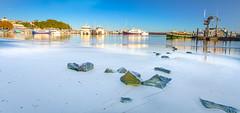 Nelson Bay Marina HDR Port Stephen (Gil Feb 11) Tags: marina australia newsouthwales nelsonbay canon5dmkiii