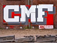 Den Haag Graffiti : (Akbar Sim) Tags: holland netherlands graffiti nederland denhaag thehague cmf agga akbarsimonse akbarsim