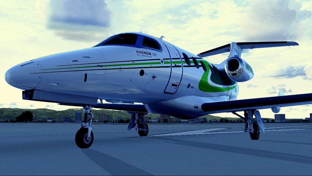 Embraer Simulator