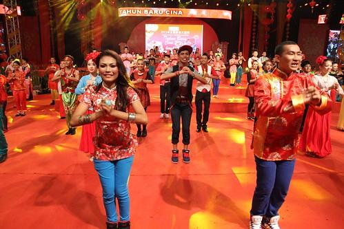 Majlis Rumah Terbuka Malaysia Tahun Baru Cina 2013