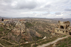 IMG_8597 (storvandre) Tags: travel history turkey site ruins mediterranean unesco geology turismo viaggio turkish cappadocia anatolia göreme goreme turchia kapadokya fairychimneys uçhisar centralanatolia storvandre