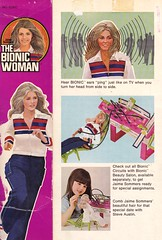 Bionic Woman doll box back (WEBmikey) Tags: kenner bionicwoman sixmilliondollarman