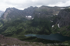 """Medicine Grizzly Lake and Peak • <a style=""""font-size:0.8em;"""" href=""""http://www.flickr.com/photos/63501323@N07/19774096912/"""" target=""""_blank"""">View on Flickr</a>"""