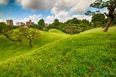 Suizenji Garden (Rkitichai) Tags: park city travel summer nature grass japan garden landscape wanderlust explore kumamoto kyushu suizenji carlzeiss zf2 distagont2821 travelnutzmn