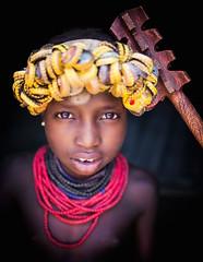 Etiopia (mokyphotography) Tags: etiopia southetiopia africa donna dassenech people persone portrait picture lake lago tribù tribe tribal travel turkana ethnicity etnia ethnicgroup omovalley omoriver omo omorate valledellomo