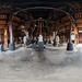 Baan Dam - Black House Museum 360 panorama, Chiang Rai, Thailand