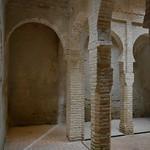 Baños árabes del Alcázar de Jerez thumbnail
