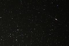 Flare from Satellite Iridium 24 (stephanhaverland) Tags: nightsky night nightscape universe deepsky deepskyphotography deepspaceobject deepspaceobjects space stars sky star starfield dso astronomy astrophotography iridium iridiumflare satellite astrometrydotnet:id=nova1968268 astrometrydotnet:status=solved