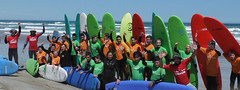 SACE Learn to Surf Lessons (beyondtheclassroom) Tags: outdoor education surf lessons school program south australia