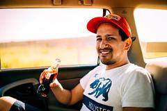 Thirsty, Veracruz 2016! (luchador_lb) Tags: thirsty coke happy travel mexico canon smile portrait veracruz méxico
