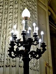 Candelabra (Leonce Markus) Tags: dreux chapelle chapel candelabra candélabre light lights lumière lumières