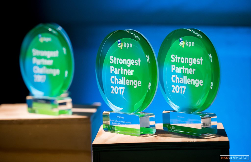 KPN Strongest partner 2017