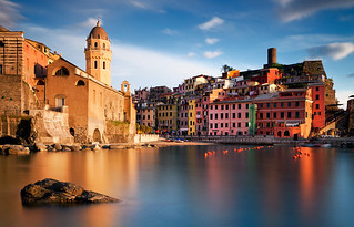 Italy - Vernazza: Beauty