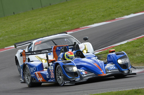 MOTORSPORT - 3 HOURS OF IMOLA ELMS 2013