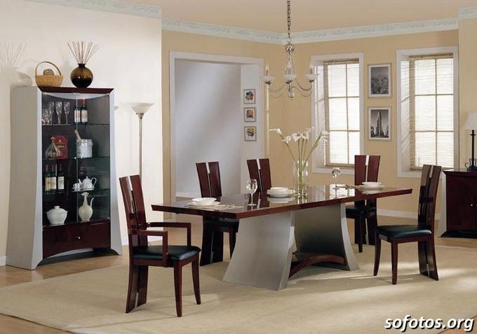 Salas de jantar decoradas (147)