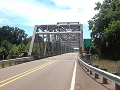 Pearl River Bridge (boysquadxyz) Tags: county bridge river highway hwy ms pearl 28 simpson copiah georgetownms
