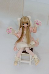 9th Lien 20130607 # 1 / 5 (loatras) Tags: cat neko lien azone pureneemo excute