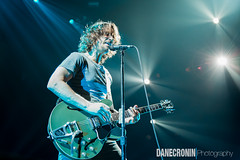 Chris Cornell of Soundgarden at the 1st Bank Center (Dane Cronin) Tags: rock concert liveperformance soundgarden chriscornell canon5dmarkiii soundgardenfirstbank