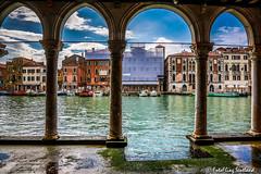 Venice (FotoFling Scotland) Tags: italy canal venice fotoflingscotland