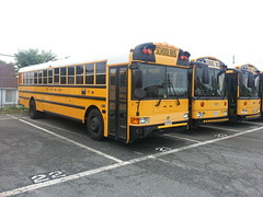 IC RE School Bus, Thomas HDX (hcpsmarshall) Tags: thomas international bluebird schoolbuses henrico