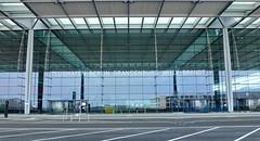 (2013) Terminal (3) (gerhard_hohm) Tags: berlin flughafen brandenburg ber schönefeld willybrandt