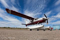 Summit Air Turbo Beaver (Jason Pineau) Tags: lake nt air north amphibian nwt beaver arctic turbo summit northwestterritories turbine asc seaplane snare floatplane dehavilland charters amphib dhc2 sunwest wekweti cfope wekweeti cywe