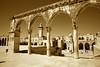 Outer buildings, Temple Mount