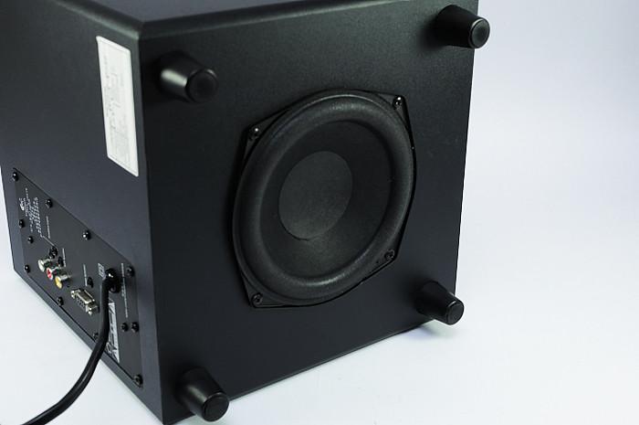 logitech-z523 2.1 音箱系統 360度環繞 開箱