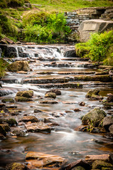 Bronte Bridge (Mariusz Talarek) Tags: uk longexposu