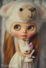 Dida and Marshmallow lalaloopsy