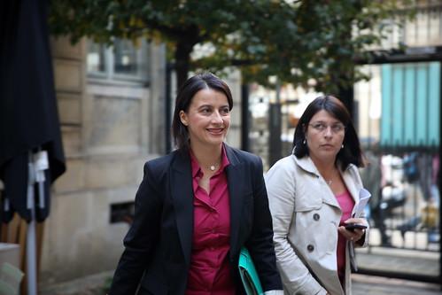 Bureau National avec Cécile Duflot