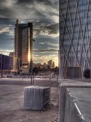 Diagonal sunset VI (wsrmatre) Tags: barcelona city espaa architecture spain arquitectura ciudad urbano espagne hdr ville barcelone urbanismo ericlpezcontini ericlopezcontini ericlopezcontinifoto ericlopezcontiniphoto ericlopezcontiniphotography wsrmatrephotography wsrmatre