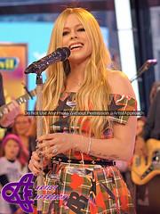 Avril Lavigne (ArtistApproach) Tags: new york city nyc newyorkcity november ny newyork manhattan abc avril gma wishyouwerehere lavigne avrillavigne goodmorningamerica letmego 2013 fallconcertseries avrilramonalavigne goodbyelullaby abbeydawnclothing avrilongma