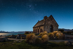 Tekapo (: : T O N I : :) Tags: travel light view getty lanscape gettyimages impress