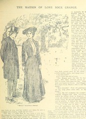 """British Library digitised image from page 241 of """"Thrilling Life Stories for the Masses"""""""