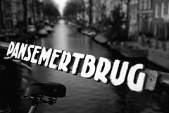 Pansemertbrug and Egelantiersgracht, Jordaan, Amsterdam, The Netherlands (Loc BROHARD) Tags: bridge holland netherlands amsterdam canal nederland jordaan egelantiersgracht the pansemertbrug