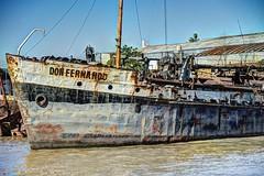 Tigre, Argentina - Rio Tigre (David Pirmann) Tags: argentina river boat buenosaires ship tigre