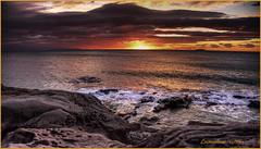 Sassoscritto (LI)...... (leon.calmo) Tags: canon tramonto mare livorno scogli romito sassoscritto eos50d bestcapturesaoi leoncalmo