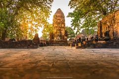 Wat Mahathat , Ayutthaya Province : Thailand