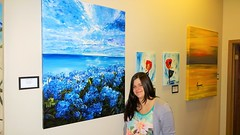 """My NEW """"Escapes"""" Collection on display! (Kristina's Fine Art) Tags: ocean sunset sea relax landscapes twilight escape seascapes dusk breeze"""