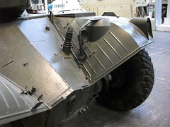 """Panhard EBR Armoured Car (15) • <a style=""""font-size:0.8em;"""" href=""""http://www.flickr.com/photos/81723459@N04/12461547724/"""" target=""""_blank"""">View on Flickr</a>"""