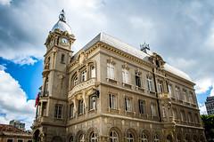 Paço da Liberdade (luistoporowicz) Tags: old city brazil urban building arquitetura liberdade curitiba townhall paço archtecture