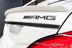 Mercedes CLS 63 AMG - 527 c.v - - Blanco Diamante - Piel Nappa Negra (Auto Exclusive BCN) Tags: barcelona auto blanco mercedes benz 63 negra v8 amg cls diamante biturbo piel concesionario autoexclusivebcn autoexclusive exclusivex